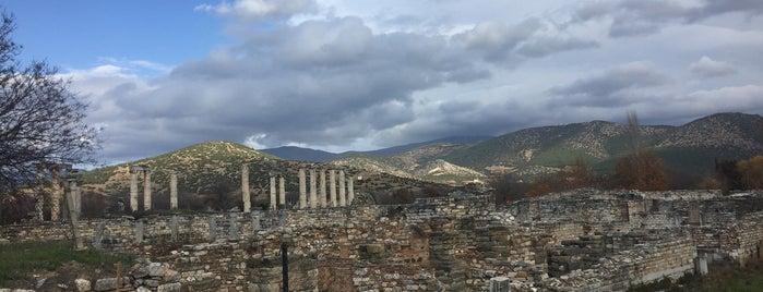 Aphrodisias Antik Kenti is one of Wish Places.