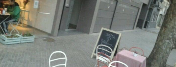 Moka Casa De Cafe is one of Break, coffee break Rosario.