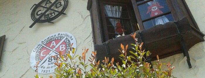 Club Andino Bariloche is one of Bariloche Travel Trip.