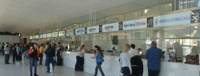 """Terminal de Ómnibus de Rosario """"Mariano Moreno"""" is one of Rosario."""
