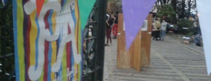 Paseo de las Artes is one of Rosario.