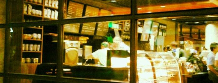 Starbucks is one of Break, coffee break Rosario.