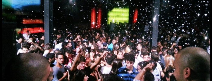Electro & House music at Rosario