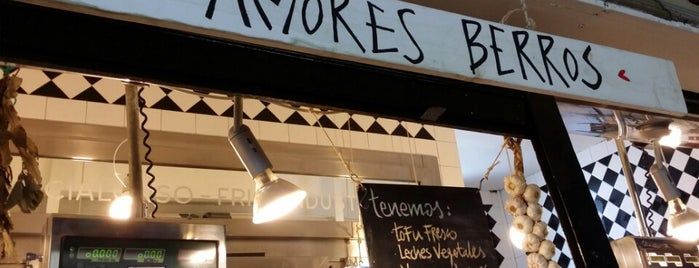 Amores Berros is one of Madrid Central.