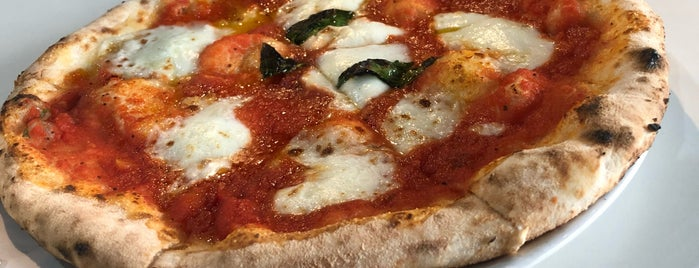 WOP - Wood Fired Pizza is one of Rahmatさんのお気に入りスポット.