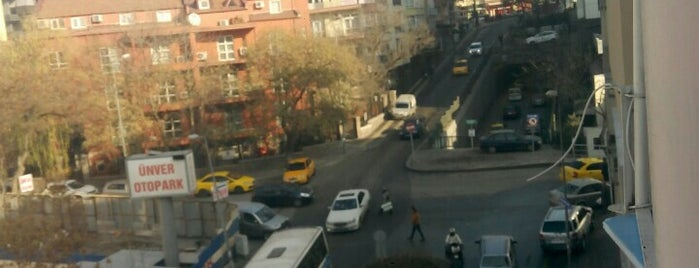 Akay Caddesi is one of Ankara.