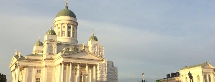 ヘルシンキ大聖堂 is one of Federicaさんのお気に入りスポット.