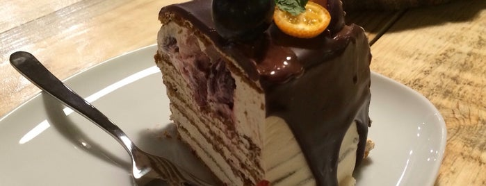 CAKE&PIE is one of Lieux qui ont plu à Vera.