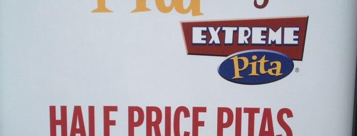 Extreme Pita is one of CLT Food.