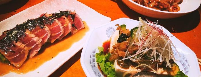 喰べ物や 花子っ子 is one of Locais curtidos por Uzai.