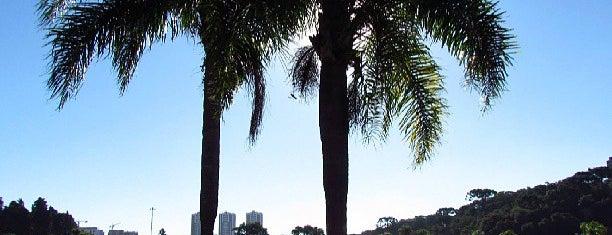 Parque General Iberê de Mattos (Parque Bacacheri) is one of Tempat yang Disimpan Ernani Luís.