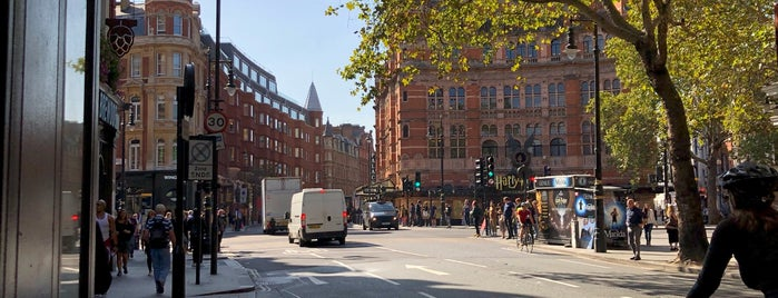 Marylebone is one of London لندن.