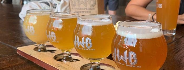 J Wakefield Brewing is one of Beer / Ratebeer's Top 100 Brewers [2018].