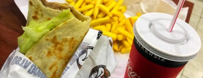 Usta Dönerci is one of Öğlen Yemeği 👩🏻⚖️👜🍽.