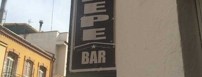 Bar Pepe is one of comida.