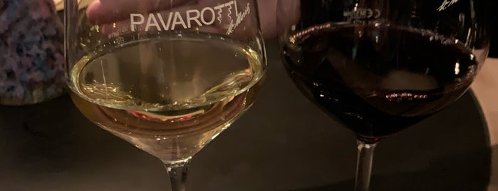 Pavarotti & Friends is one of Juha's Top 200 Wine & Cocktail List.