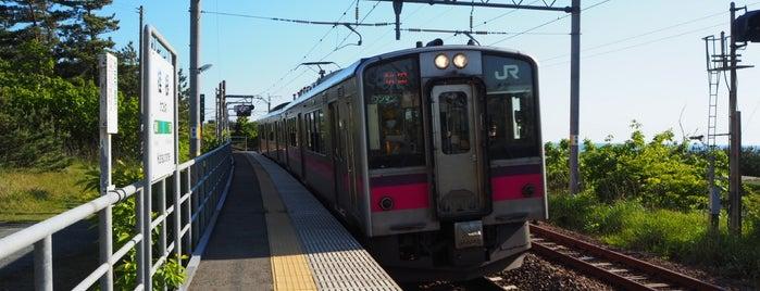 桂根駅 is one of JR 키타토호쿠지방역 (JR 北東北地方の駅).