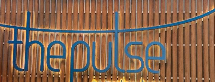 The Pulse is one of Lugares favoritos de Victoria.