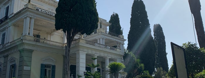 Achilleion is one of Corfu.