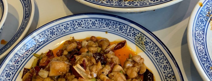 Sijie Sichuan Private Kitchen is one of HK - Place to check out.