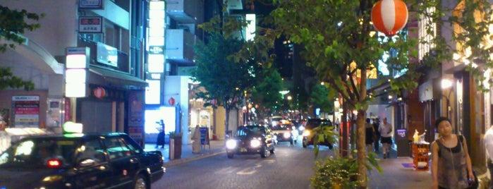 Azabu-Juban is one of Tokyo.