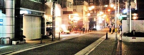 老松通 is one of 大阪なTodo-List.