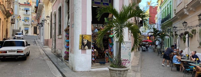 Almacenes San Jose is one of Cuba.