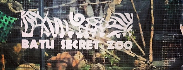 Batu Secret Zoo is one of Welcome to Malang!.