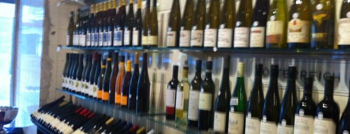 Vinum Weinkontor is one of Locais curtidos por Michael.