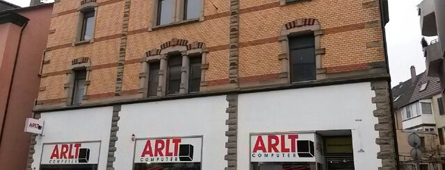 Arlt Computer GmbH is one of สถานที่ที่ Sven ถูกใจ.
