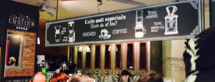 Cafés El Magnífico is one of Barcelona Food & Drink.
