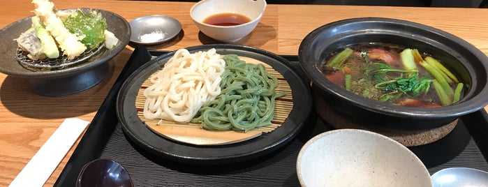 波音 Hanon Udon is one of NYC: Try.