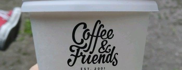 Coffee & Friends is one of Vienna- Austria.