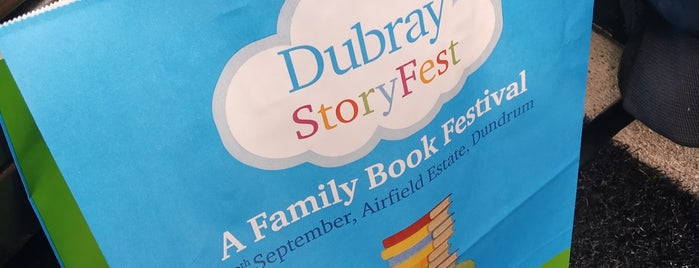 Dubray Books is one of Lugares favoritos de Marrr.