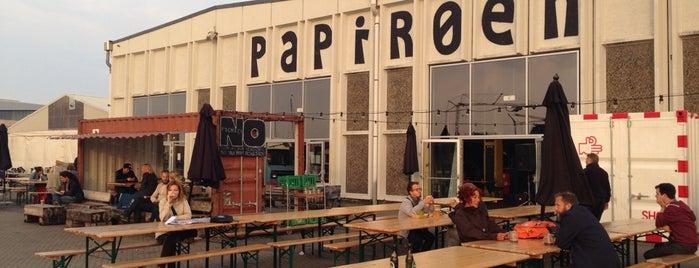 Papirøen is one of København - Copenhagen - Kodaň.