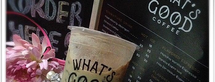 What's Good Coffee is one of Orte, die Arie gefallen.