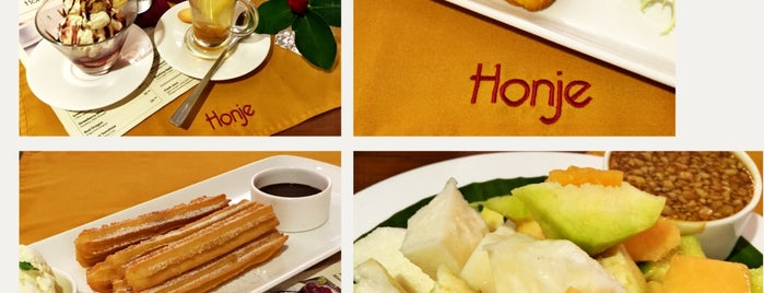 Honjè Restaurant & Bar is one of Arieさんのお気に入りスポット.