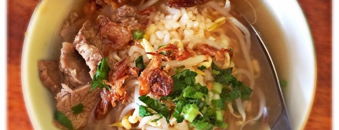 """Soto Seger """"Mbok Giyem"""" Pondok Cabe is one of Arieさんのお気に入りスポット."""