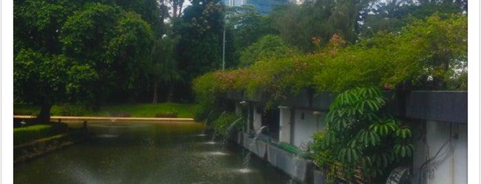 Gedung Manggala Wanabakti is one of Arie'nin Beğendiği Mekanlar.