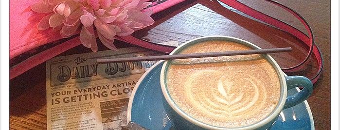 Djournal Coffee, Pasaraya is one of Orte, die Arie gefallen.