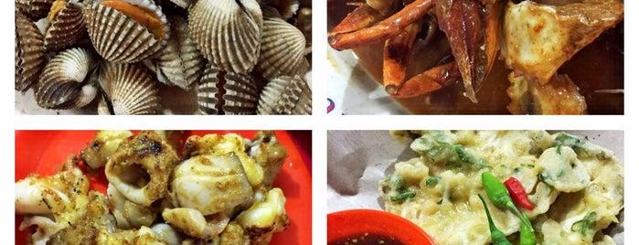 """Seafood """"48"""" is one of Orte, die Arie gefallen."""