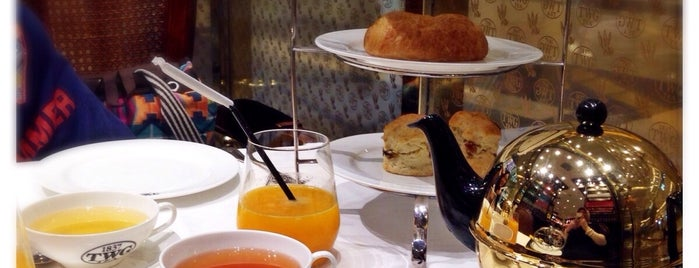 TWG Tea Salon & Boutique is one of Arieさんのお気に入りスポット.