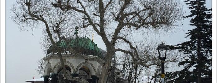 Sultan Ahmet Parkı is one of Orte, die Arie gefallen.