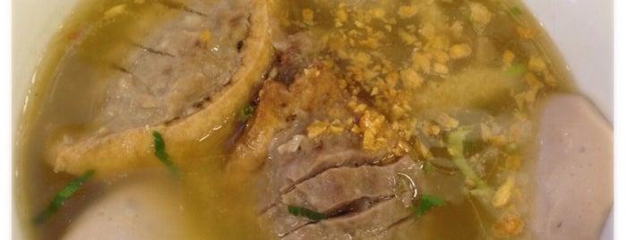 A FUNG baso sapi asli is one of Lugares favoritos de Arie.