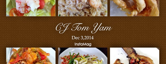 CJ Tomyam is one of Orte, die Arie gefallen.