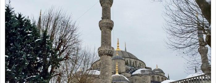 Голубая мечеть is one of Arie : понравившиеся места.