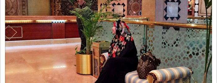 Madinah Hilton is one of Arie : понравившиеся места.