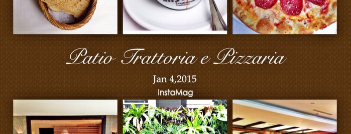 Patio Trattoria & Pizzeria is one of Orte, die Arie gefallen.