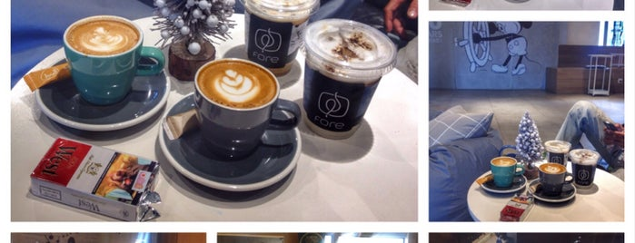 Otten Coffee is one of Arie : понравившиеся места.