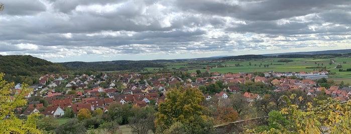 Burg Colmberg is one of Lugares favoritos de Mirko.